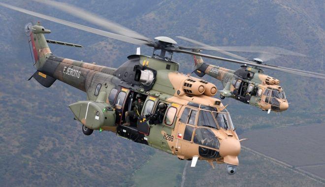 Foto: După submarine de la greci, elicoptere de la francezi? Negocieri şi cu americanii! Dar furcile, coasele, topoarele…
