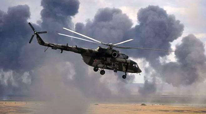 Elicopter PRĂBUȘIT! Cele patru persoane de la bord n-au avut nicio șansă… - elicopter-1590483323.jpg