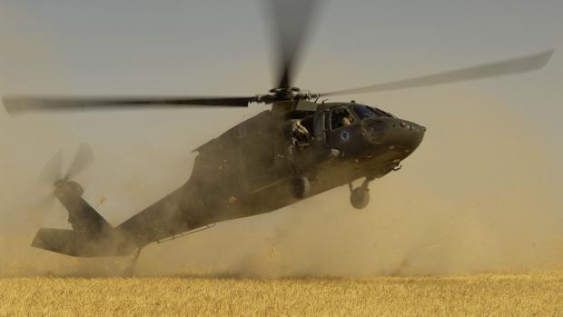 Foto: O nouă tragedie aviatică! Elicopter PRĂBUŞIT!