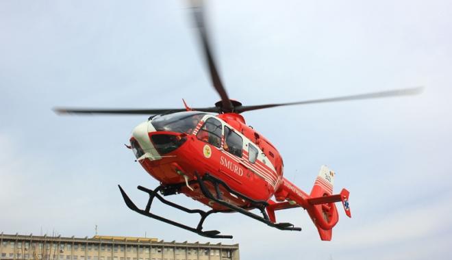 Foto: România, din nou în doliu. Elicopter SMURD, prăbuşit într-o misiune de salvare