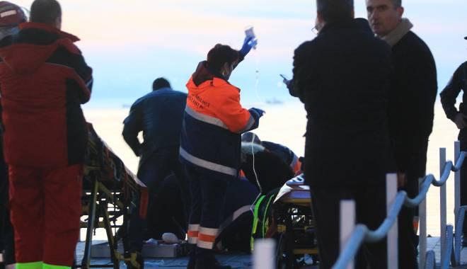 Foto: Dobriţoiu: Subiectul accidentului din Constanţa va fi discutat în Comisia de apărare de la Senat