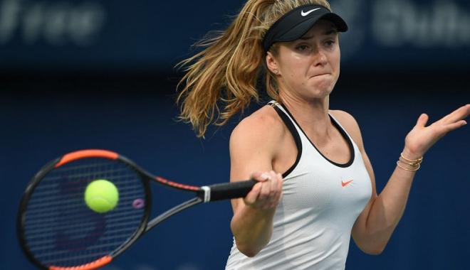 Foto: Tenis / Elina Svitolina, cap de serie 4, calificată în sferturi de finală la Australian Open