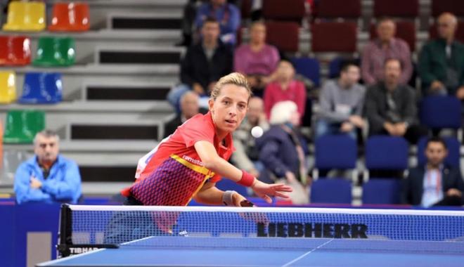 Foto: Eliza Samara începe lupta pentru medalia mondială