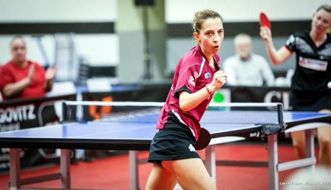 Foto: Eliza Samara, victorioasă în campionatul Franţei