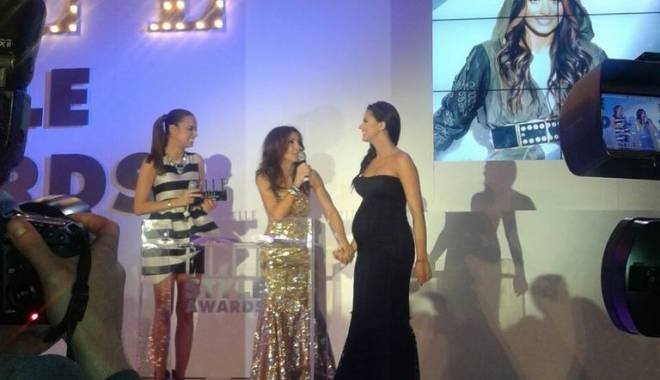 Foto: Antonia, senzația serii la Elle Style Awards. Le-a eclipsat pe Răduleasca și Raicu