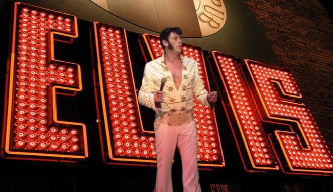 Foto: Elvis Presley va oficia ceremoniile de Valentine's Day la Maritimo!