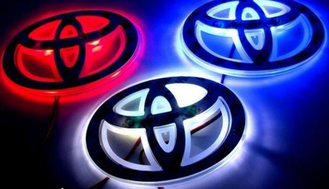 Foto: Toyota cheamă în service alte 1,7 milioane de vehicule, din toată lumea. Sunt probleme cu airbag-urile
