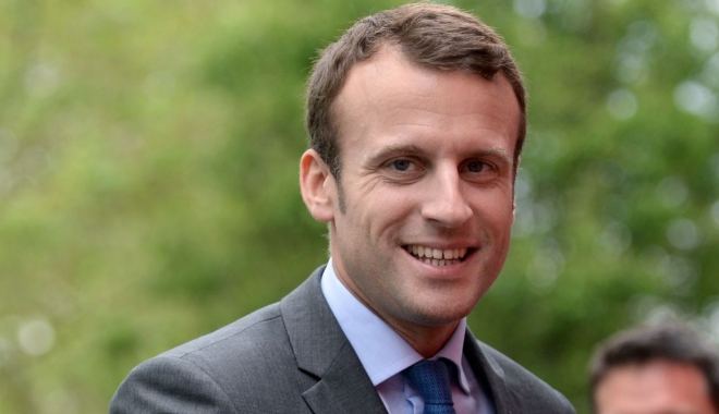 Foto: Emmanuel Macron, AMENINŢAT CU MOARTEA. Ce decizie a luat poliţia