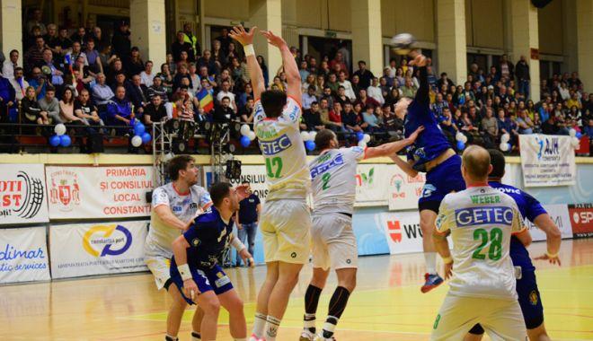 """Foto: Emoţii pentru HCDS,  în Cupa EHF. """"Nu vrem  nemţi sau francezi!"""""""