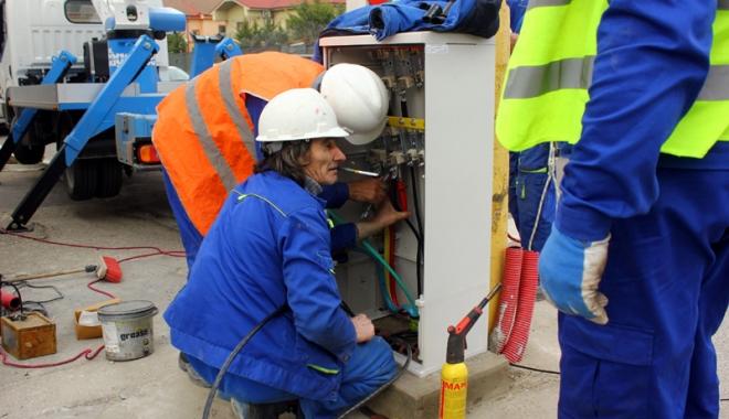 Foto: Atenţie, se opreşte curentul electric, la Constanţa!