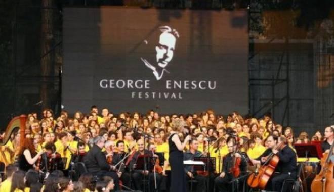 Foto: Ce surpriză a pregătit Festivalul George Enescu la final