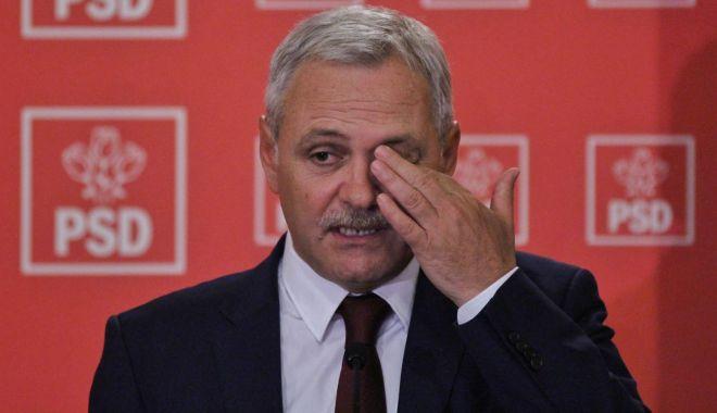 Foto: Epoca Dragnea, la final! Liderul PSD, coleg cu Radu Mazăre la Penitenciarul Rahova