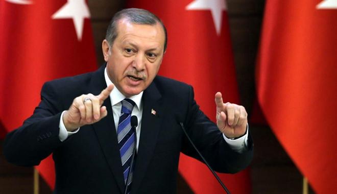Foto: Erdogan susține că Germania a devenit un refugiu pentru teroriști