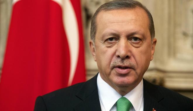 Foto: Recep Tayyip Erdogan, aşteptat în vizită în Rusia în prima jumătate a lunii martie