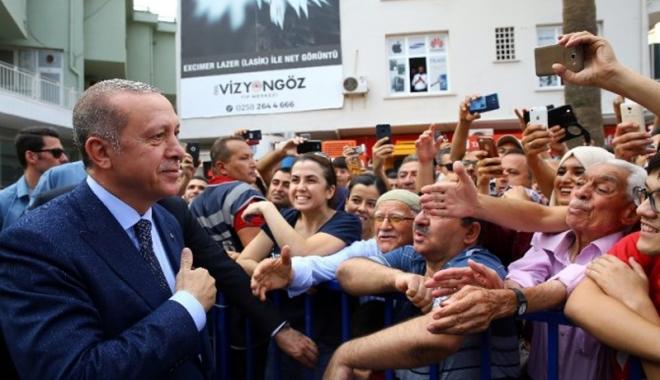 Foto: Erdogan: