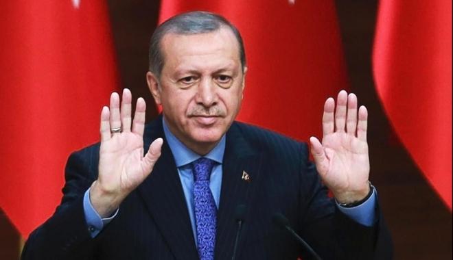 Foto: Erdogan, plângere penală contra parlamentarului care l-a numit  dictator fascist