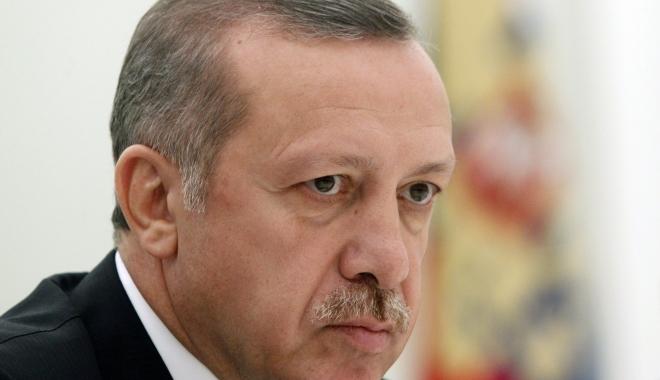 Foto: Erdogan vizită oficială în Rusia, în luna martie