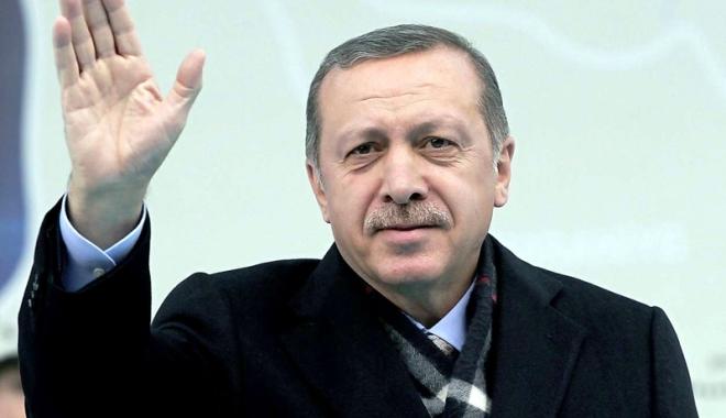 Foto: Erdogan arată cine e