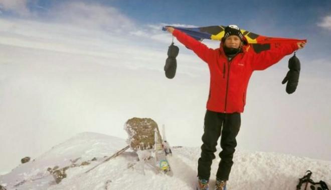 Foto: Erik, băiatul de 13 ani mort în avalanşă, va fi incinerat. Sora şi tatăl lui, RĂNIŢI