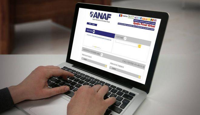 Foto: Escrocii încearcă să vă jefuiască lansând emailuri false în numele ANAF!