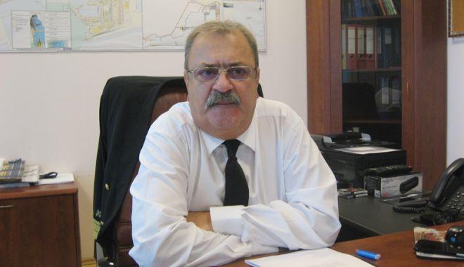 Foto: Alexandru Mezei, DIN NOU la conducerea Autorităţii Navale Române