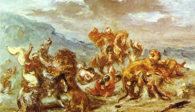 Pictorul francez Eugene Delacroix, un simbol al artei mondiale - eugenedelacroix-1430090426.jpg