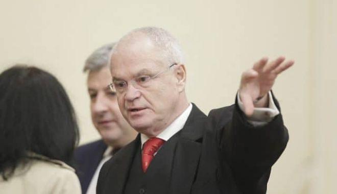 Foto: PSD i-a retras sprijinul politic lui Toader. Eugen Nicolicea, propus să preia Ministerul Justiţiei