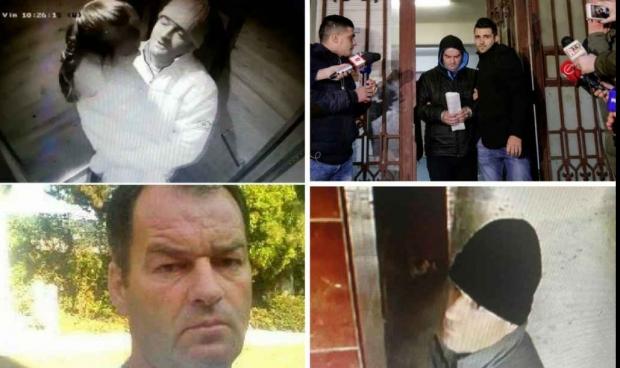 Foto: Eugen Stan, aşa zisul poliţist pedofil, are un frate geamăn, tot poliţist!