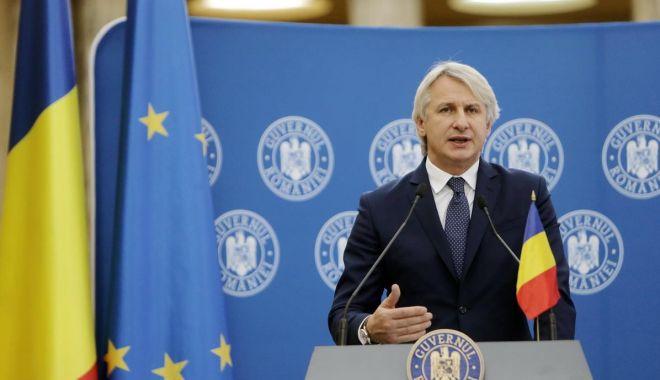 Foto: Eugen Teodorovici: Bugetul va fi aprobat marţi în Guvern