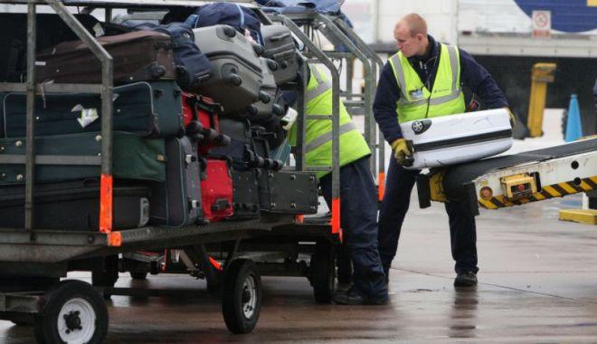 Foto: Germania caută manipulanți de bagaje din România