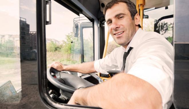 Foto: Locuri de muncă  în străinătate. Şoferii, la mare căutare în Malta