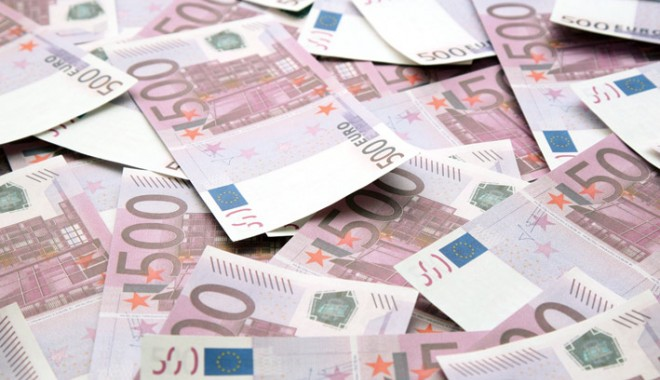 Foto: Curs BNR: 4,3505 lei/euro