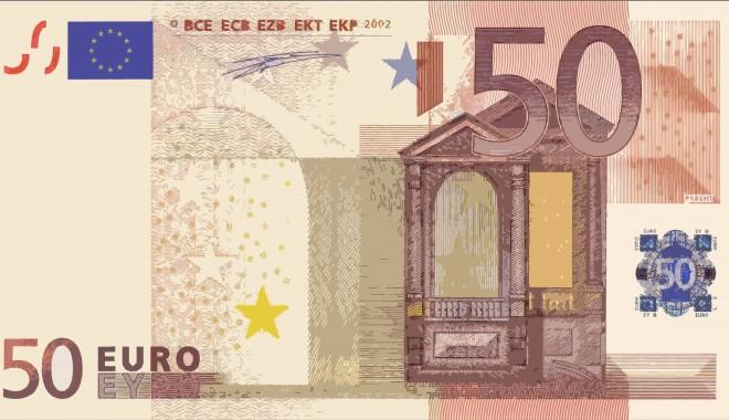 Foto: Iată la cât spun analiștii că ar putea ajunge euro, în acest an