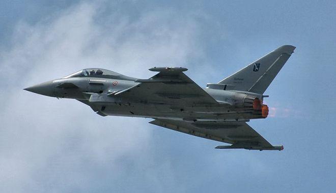 Foto: Fifor: Apărarea spaţiului aerian al României este realizată acum de avioanele britanice. MIG-urile sunt la sol