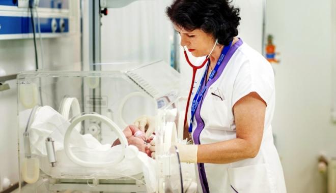 Foto: Spitalul privat Euromaterna, deschizător de drumuri în îngrijirea prematurilor
