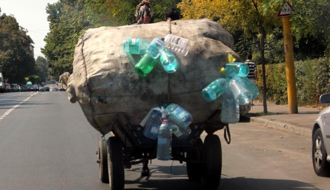 Foto: Europa vrea să scape de invazia deșeurilor din plastic.Dar municipiul Constanța?