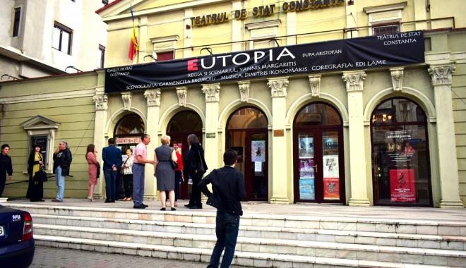 "Foto: ""Eutopia"" deschide stagiunea teatrală"