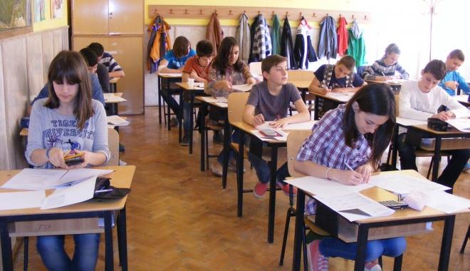Foto: Încep înscrierile pentru Evaluarea Naţională