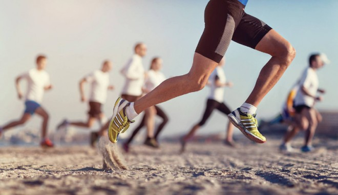 Foto: Eveniment în premieră europeană: Maratonul Nisipului de la Mamaia