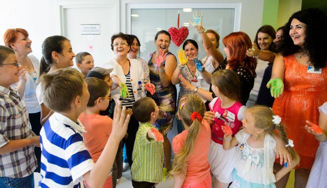 """Foto: Eveniment caritabil la Teatrul Naţional de Operă şi Balet """"Oleg Danovski"""""""