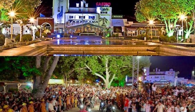 Foto: Spectacole, concerte �i petreceri la piscin�, week-endul acesta, pe litoral