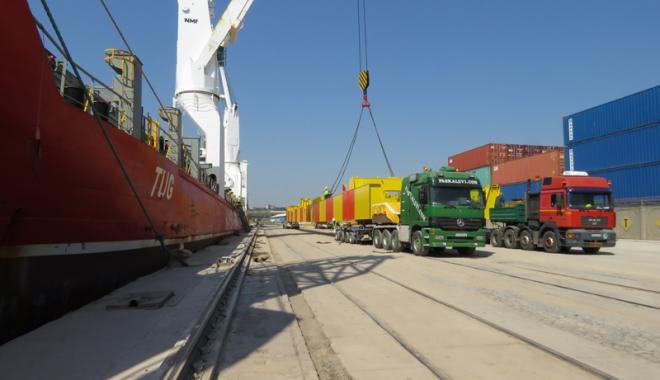 Foto: Evoluţia companiile portuare Socep şi Oil Terminal în primul semestru din 2016