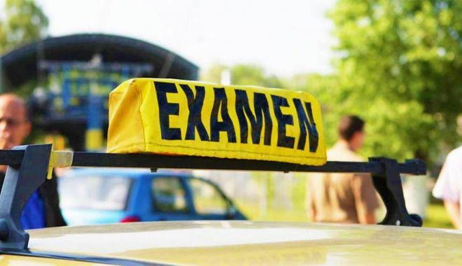 Foto: CAZ TERIBIL! Un bărbat a murit în timpul examenului de conducere