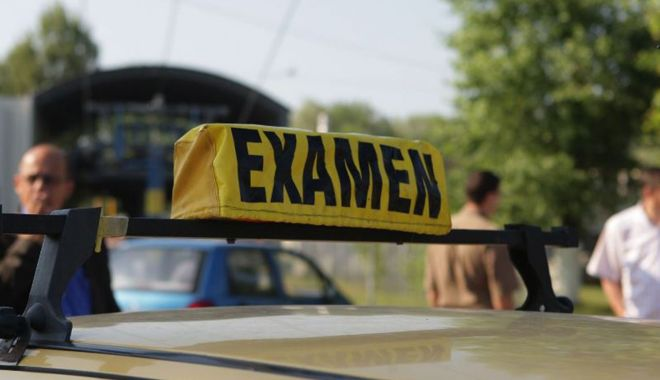 Atenţie, constănţeni! Trasee noi la proba practică pentru permisul auto