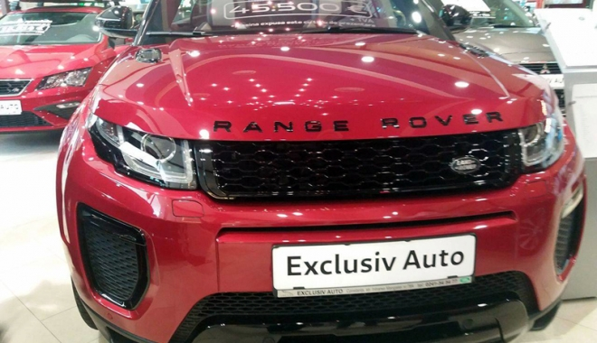 Foto: Exclusiv Auto a deschis un nou showroom în mall-ul Vivo!