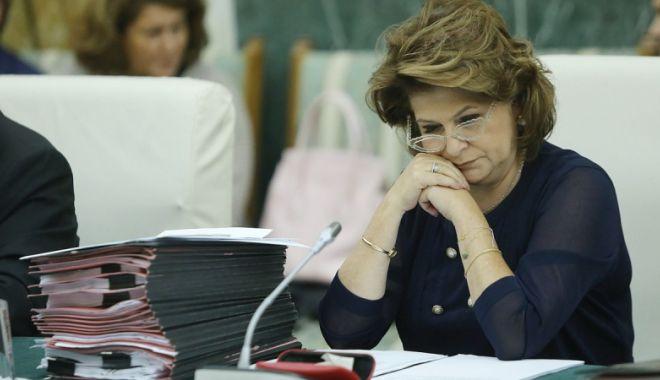 Foto: Prima reacție a PSD, după eșecul Rovanei Plumb