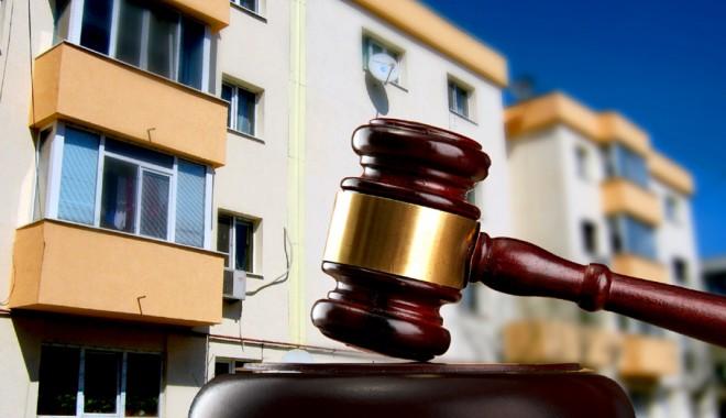 Foto: Apartamentele executate silit  din Constanţa, mai ieftine cu 25%!
