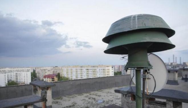 Foto: Exerciţii de alarmare în Constanţa