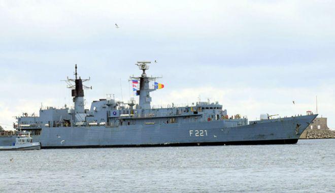"""Foto: Începe """"Sea Shield 19"""", cel mai mare exerciţiu NATO din Marea Neagră"""
