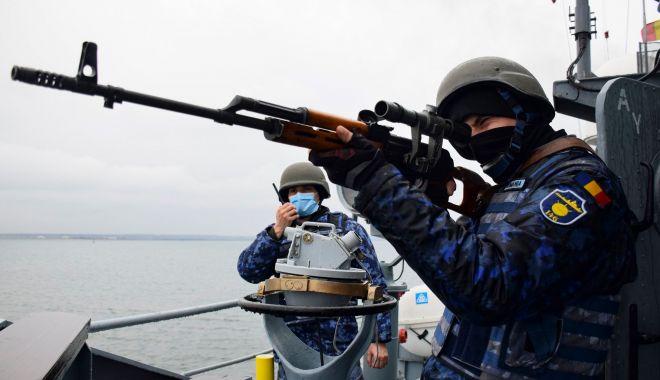 Forţele Navale. Exerciţiul multinaţional Poseidon 19 s-a încheiat - exercitiu-1614960610.jpg